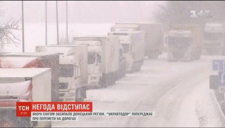 Непогода отступает: ситуация в областях, которые оказались в снежном плену, стабилизируется