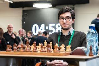 Український шахіст створив божевільну сенсацію, перегравши чемпіона світу