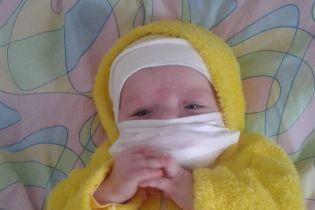 Крошечная Ангелинка нуждается в немедленной помощи