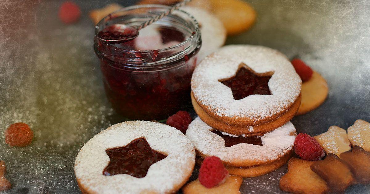 Класичне лінцерське печиво