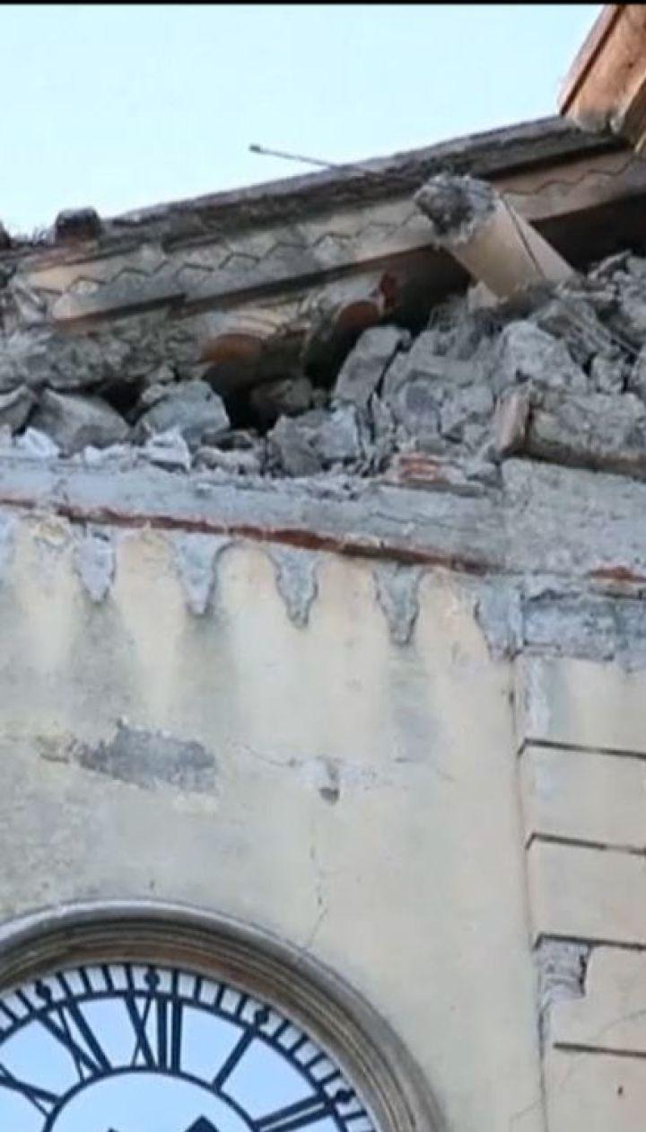 До 30 зросла кількість травмованих через землетрус на Сицилії