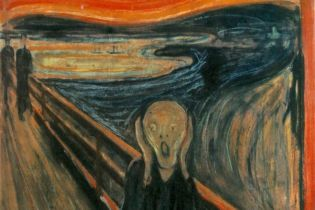 Из норвежского музея похитили картины Эдварда Мунка