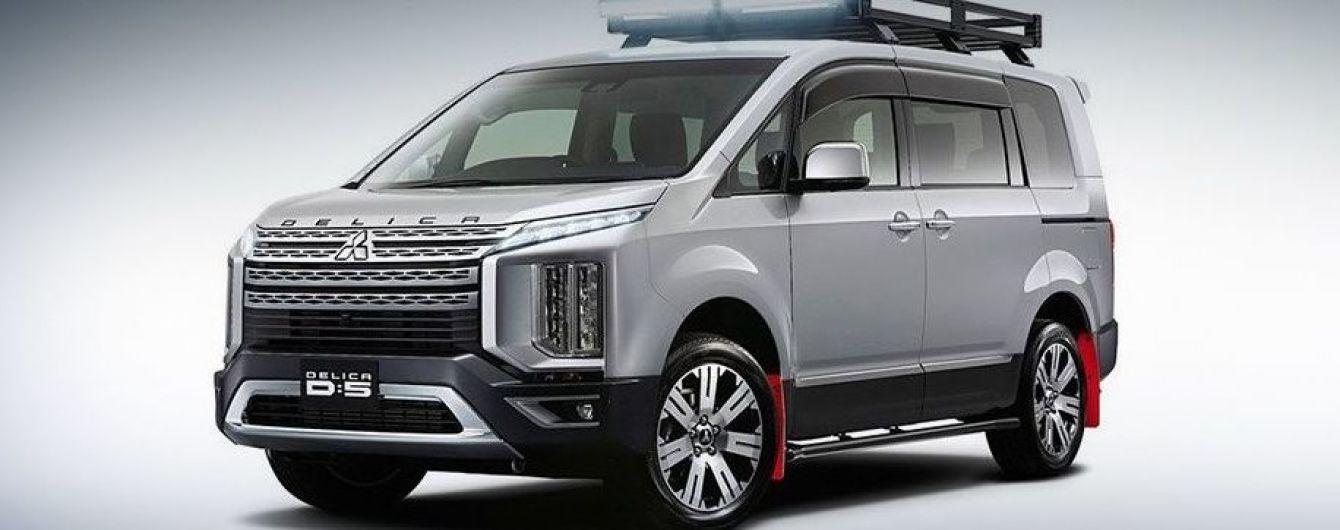 Mitsubishi покажет три модели после концептуальных доработок