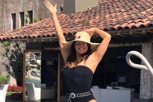 Зірки худнуть: Єва Лонгорія показала, як відбувається її тренування в спортзалі