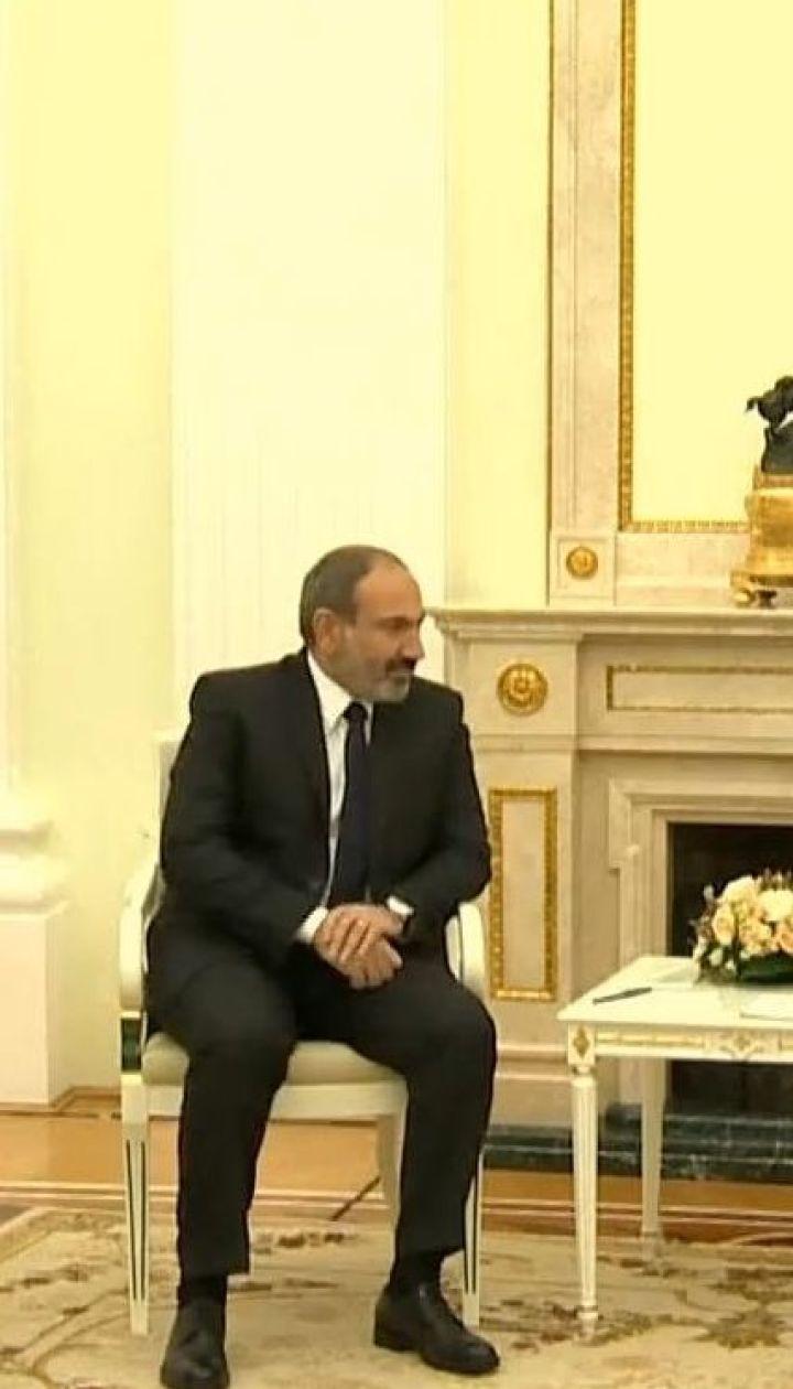 Армения и Россия не договорились о цене на газ