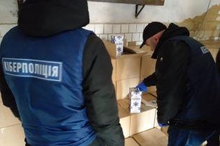 Мошенники через Интернет торговали фальсификатом под видом элитного алкоголя по всей Украине