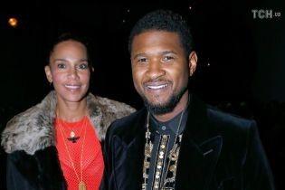 Співак Ашер подав на розлучення з дружиною