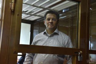 Росіяни закрили Сущенка в карцері та знущаються з політв'язня – Денісова