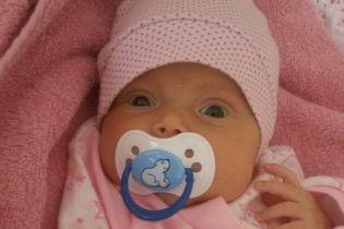 Прохання про новорічне диво: порятунку життя потребує немовлятко Єва
