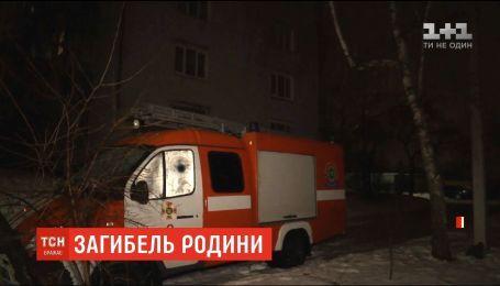 У Кропивницькому сім'я з двома дітьми загинула через отруєння чадом