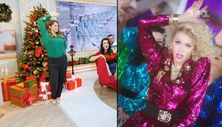 """Just Dance: Неля Шовкопляс - Оля Полякова """"Королева Ночи"""""""