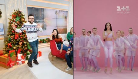 """Just Dance: Руслан Сеничкин - Злата Огневич """"Do мене"""""""