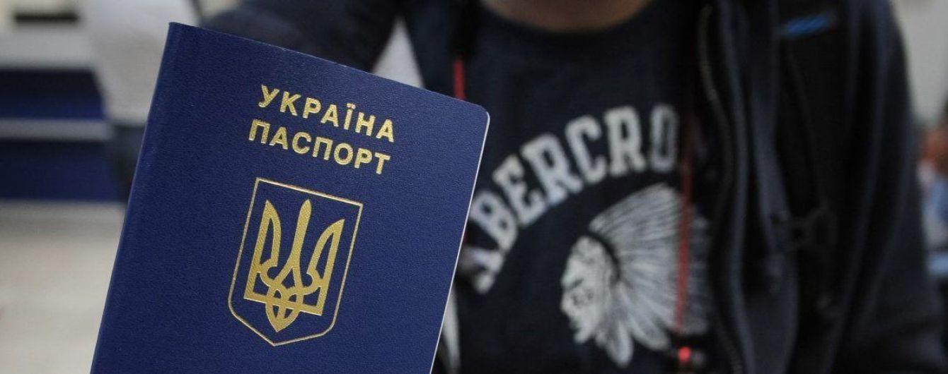 Україна продовжує покращувати позиції у рейтингу паспортів світу