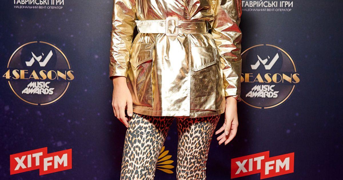 Катя Осадчая поразили фанатов своим торжественным образом наНовый год