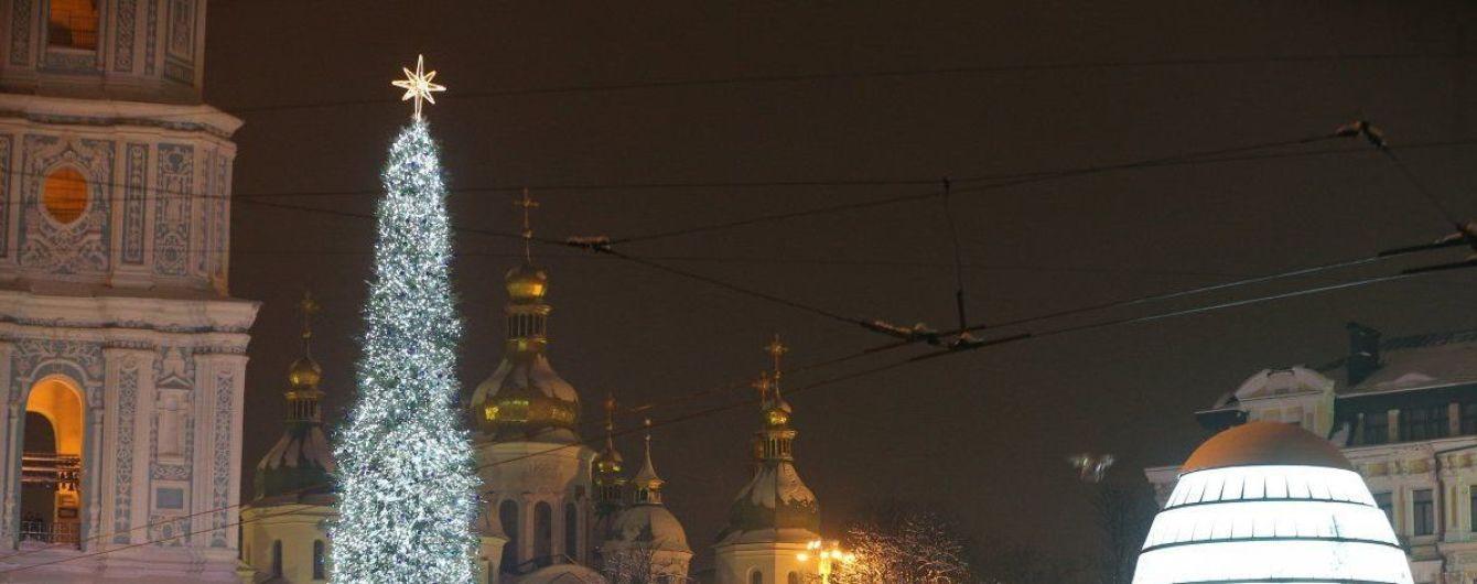 Какой будет погода в Украине в новогоднюю ночь. Прогнозы синоптиков
