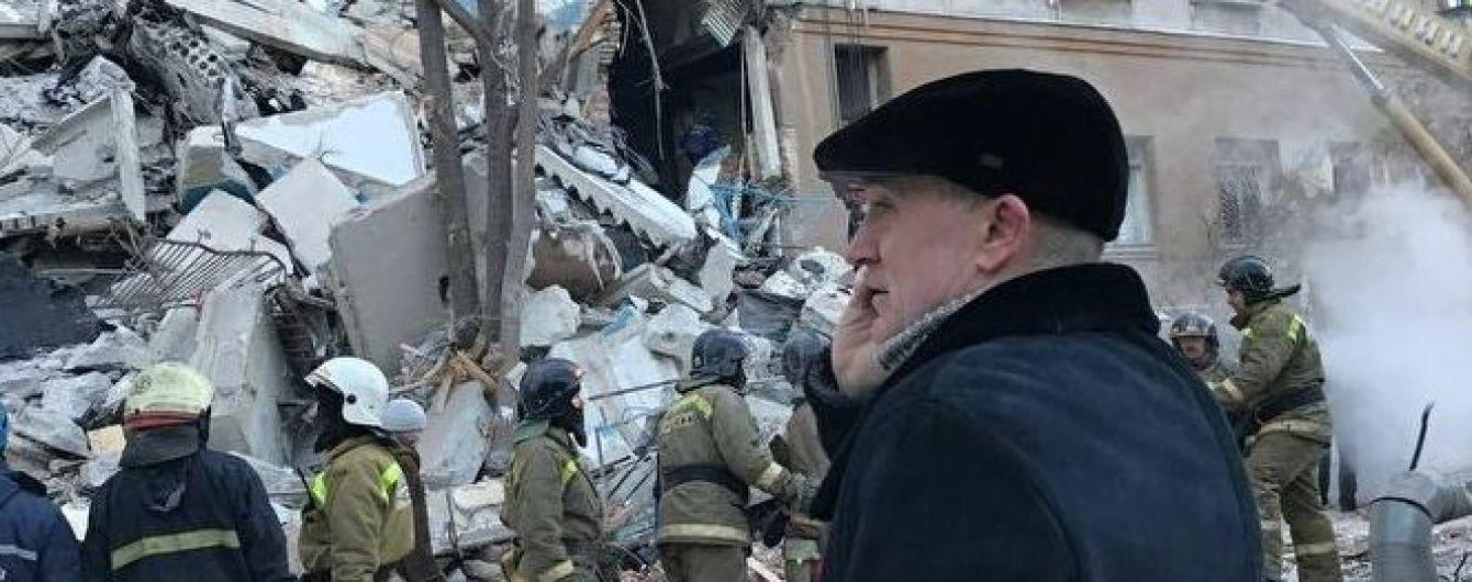После обрушения дома в Магнитогорске неизвестна судьба почти 80 человек