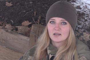 Военные из окопов на Донбассе поздравили украинцев