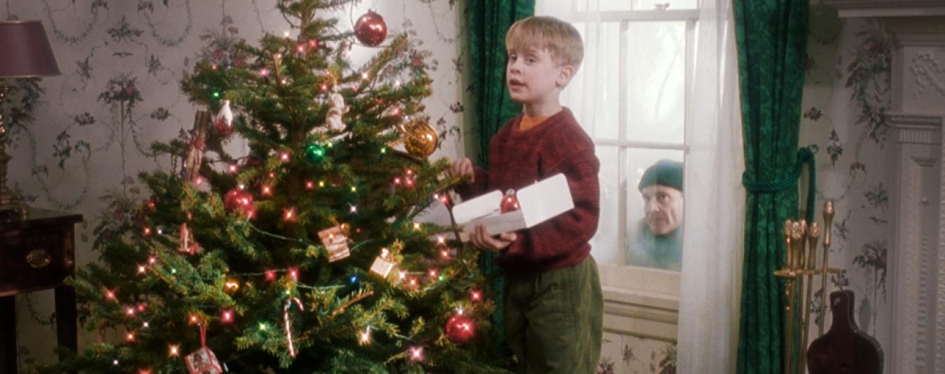 """""""Сам удома"""" і """"Чотири Різдва"""". Топ-5 фільмів, які варто подивитися на новорічні свята"""