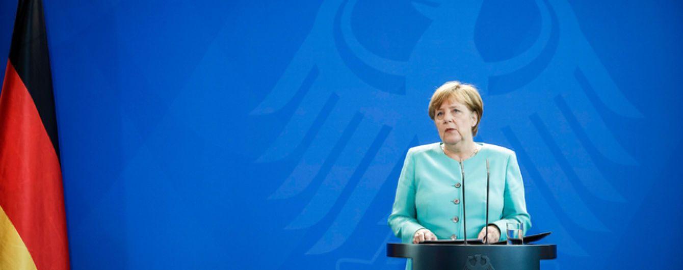 Під час новорічного виступу Меркель пообіцяє посилити роль Німеччини у міжнародних рішеннях