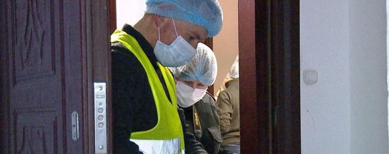 У Вінниці у квартирі вбили чотирьох осіб, серед яких двоє малолітніх дітей