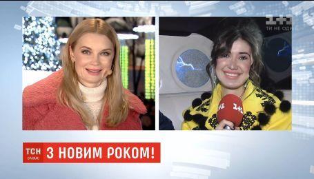 По улицам Киева курсирует бесплатное такси-лимузин от ТСН