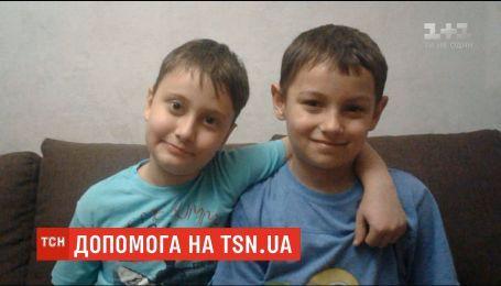 Історія року: 8-річний Лука збирав гроші на лікування свого друга від раку