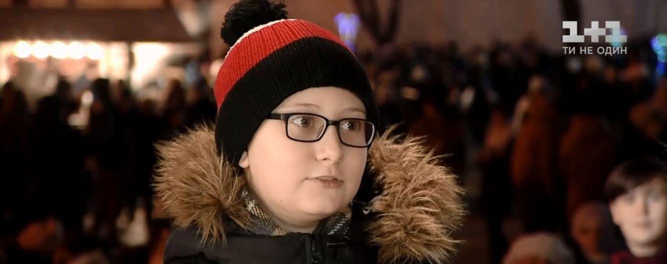 История, разрывающая сердца: ТСН наградила малыша, который спас от смерти своего друга