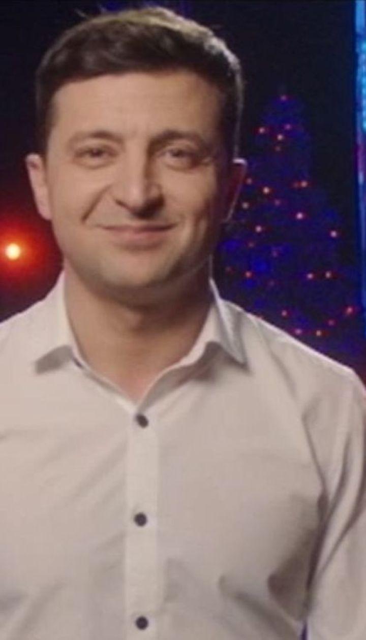 Владимир Зеленский заявил о баллотировании в президенты