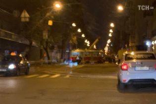 У Києві в новорічну ніч зійшов з рейок трамвай