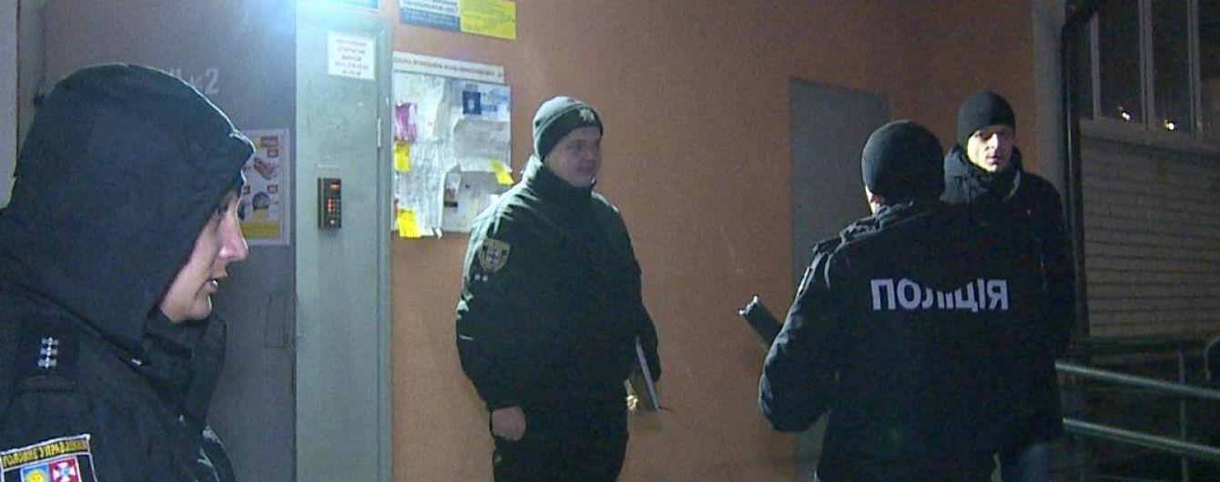 В Виннице задержали мужчину по подозрению в убийстве матери, жены и двух детей