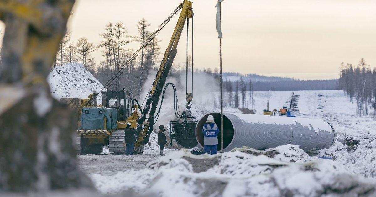 """Газпром"" поднял цену на газ для Армении"