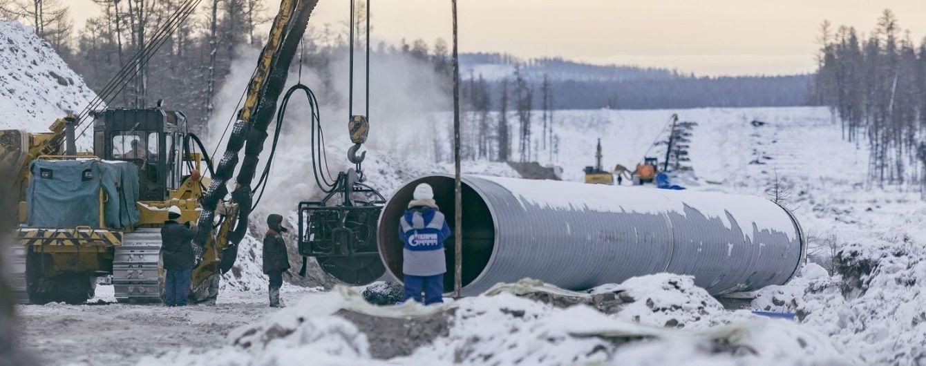 В Брюсселе Украина и Россия пытаются договориться о транзите газа