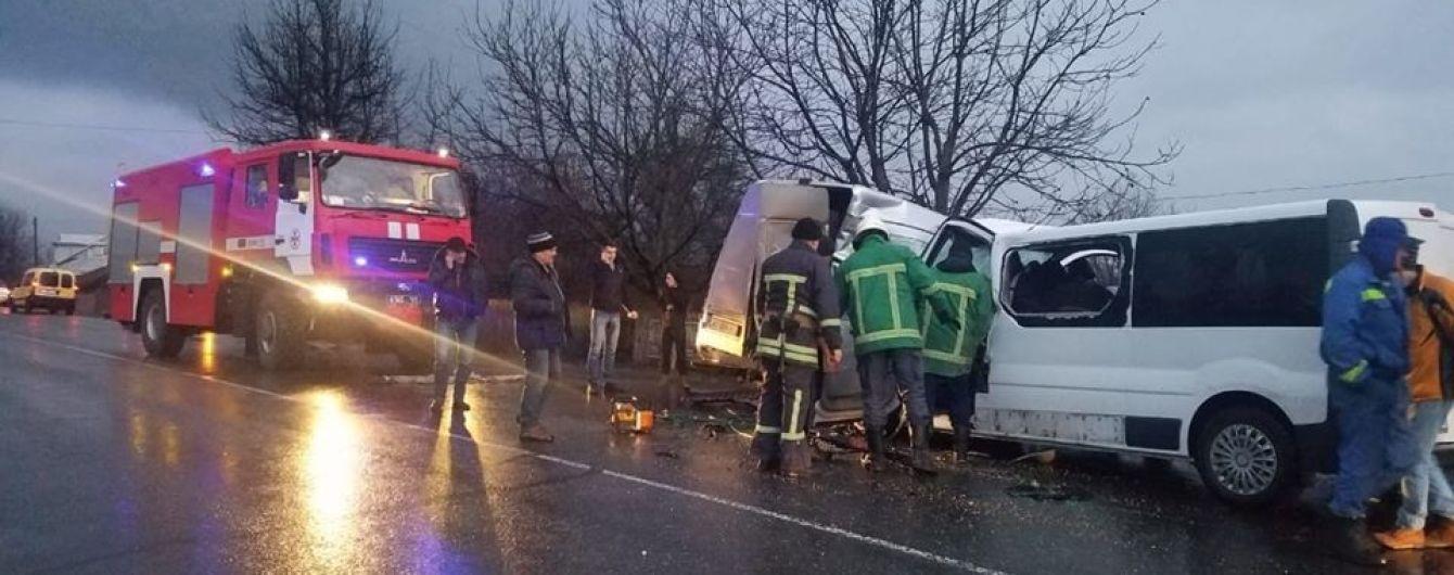 На Прикарпатье в канун Нового года произошла жуткая авария