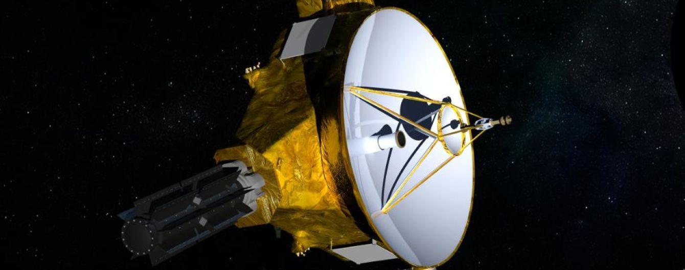 В Новый год космический зонд NASA добрался до одного из самых отдаленных объектов Солнечной системы