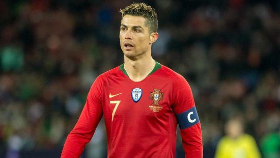 Роналду повернеться до збірної Португалії на матч з Україною