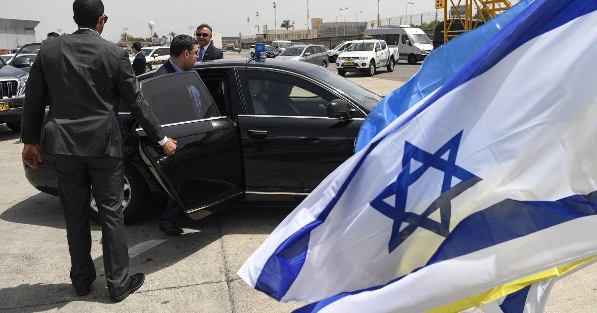 """Посольство Ізраїлю закрило дипмісію в Україні через """"фінансовий конфлікт"""""""