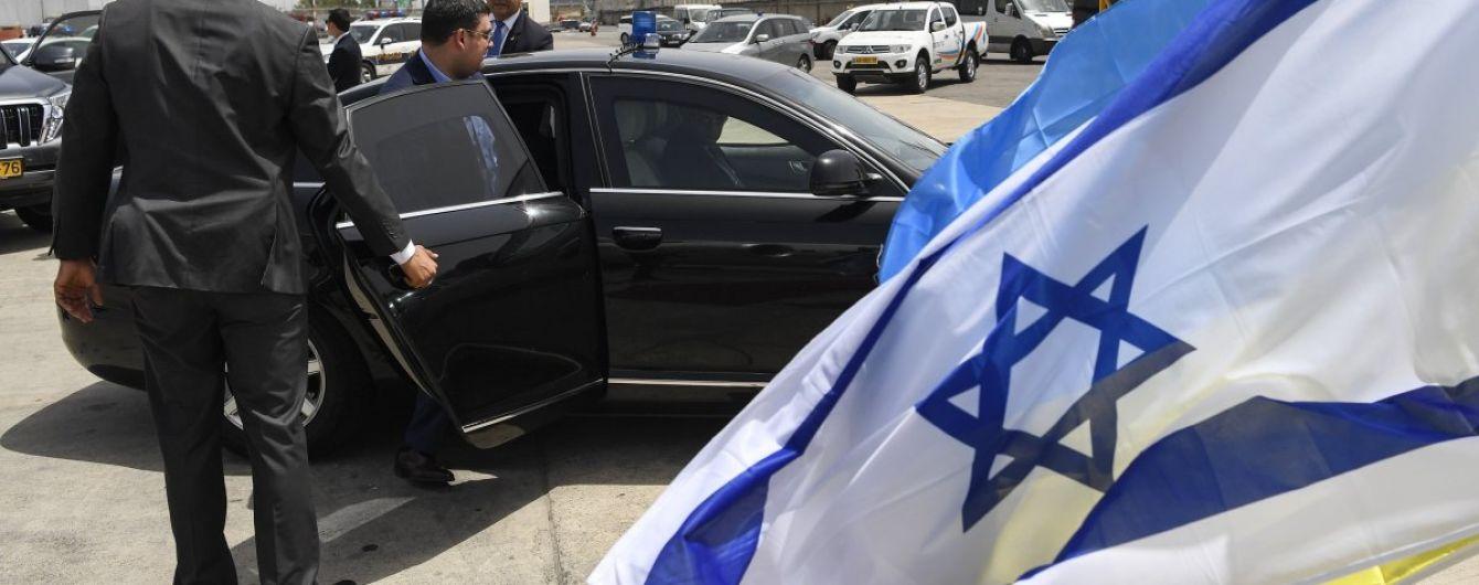 """Посольство Израиля закрыло дипмиссию в Украине из-за """"финансового конфликта"""""""