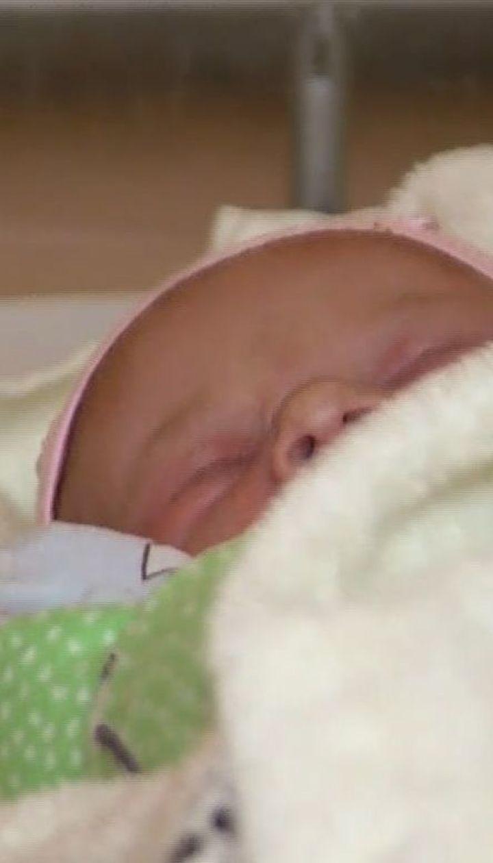 Новорічні іменинники: скільки немовлят народилося у столиці у першу ніч року