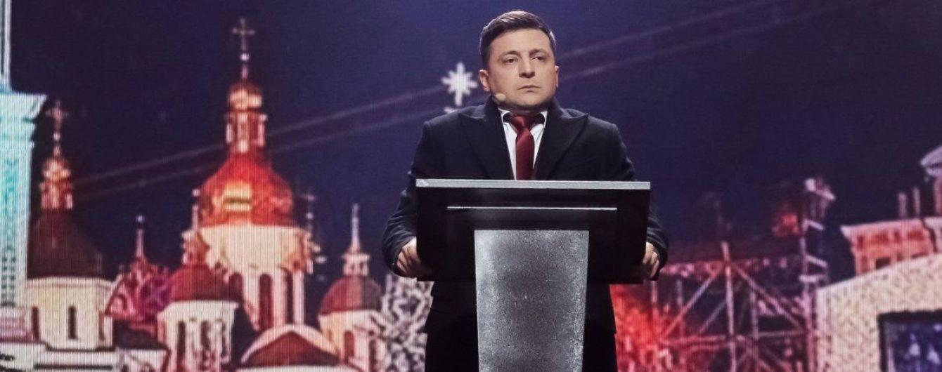 Зеленський пообіцяв оприлюднити виборчу програму вже після реєстрації кандидатом