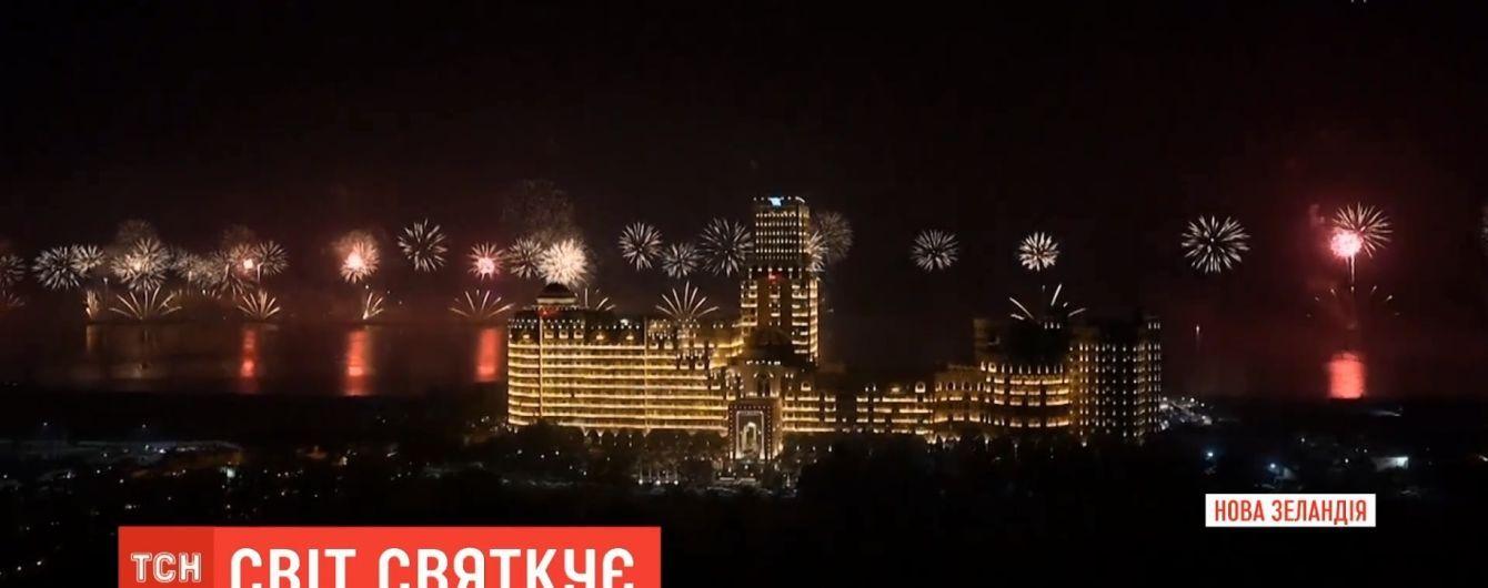 Фейерверк для Книги Гиннеса: планету озарили множество огней в новогоднюю ночь 2019-го