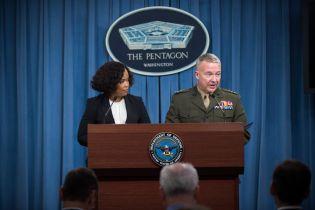 Пресс-секретарь Пентагона подала в отставку
