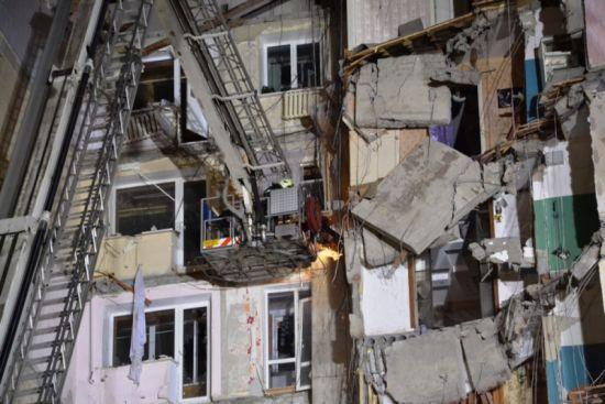 Вибух у Магнітогорську: кількість загиблих знову зросла
