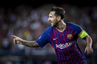 Іспанське видання визнало Мессі найкращим гравцем 2018 року