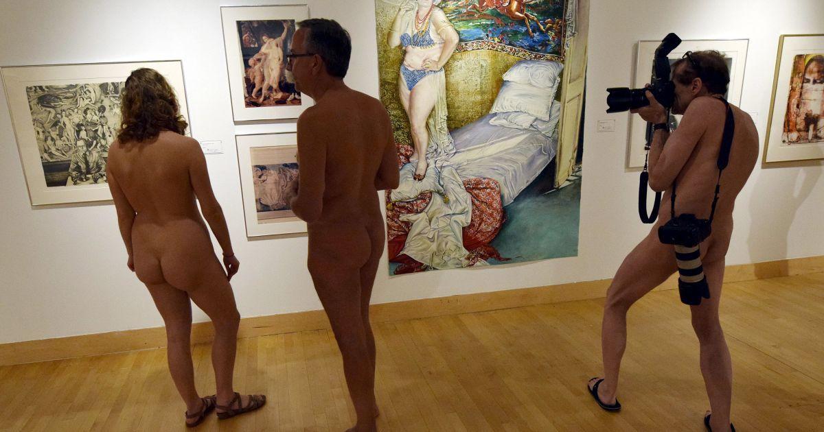 Nude visitor, free porn katey sagal