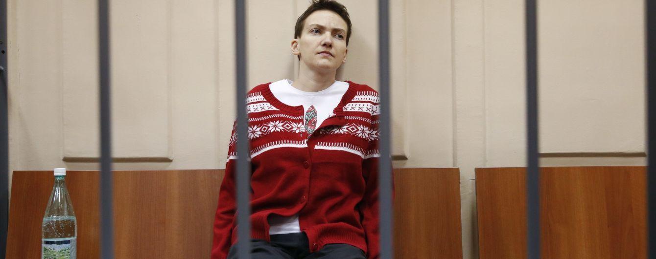 До Росії не пускають українських лікарів, які мають оглянути Надію Савченко