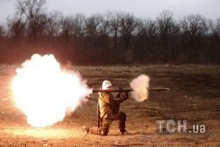 На 8 березня бойовики суттєво знизили кількість обстрілів сил АТО