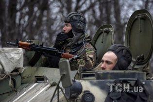 Українські військові завершили четвертий етап відведення важкого озброєння на Донбасі