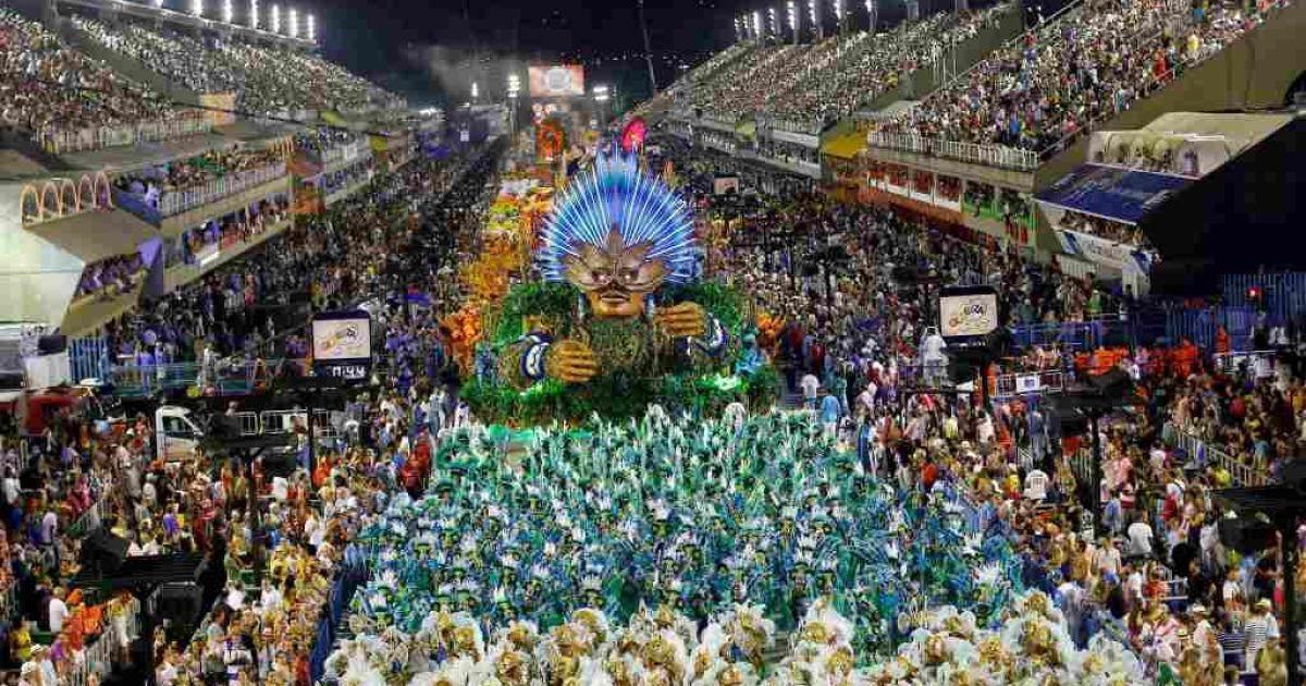 В Бразилии стартовал ежегодный карнавал @ Reuters