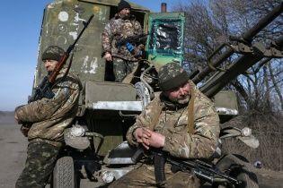 На Донбасі за добу загинув один військовий, п'ятеро отримали поранення