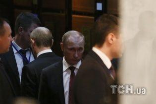 Путин надеется, что в российско-украинских отношений до Апокалипсиса не дойдет